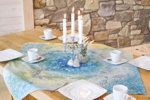 Tischdecken Blue Dream